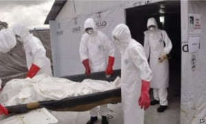Mali recorded its first case of Ebola in October 2014