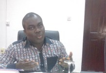 Francis Asong, Executive Director of Voice Ghana