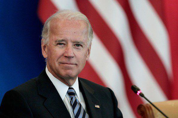 Former U.S. Vice President Joe Biden