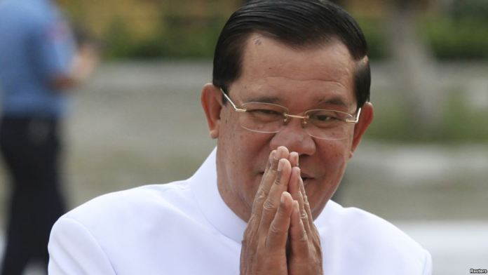 Hun Sen, Prime Minister Royal Government of Cambodia