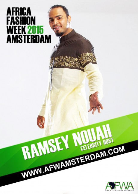 Ramsey Nouah AFWA 2015 flyer