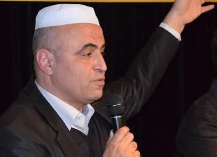 Human rights defender Kamal Eddine Fekhar,