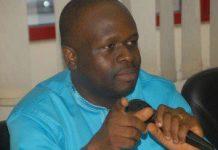 Dr. Edward Omane-Boamah