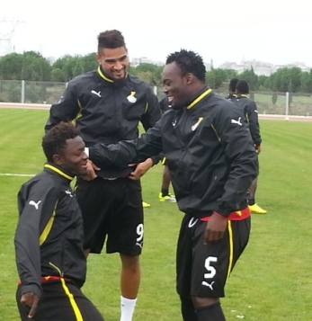 Ghanaian footballers have been completely wiped out by Italian giants AC Milan after the club owner Silvio Berlusconi confirmed the departure of Sulley Muntari and Michael Essien.