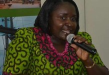 Linda Ofori Kwafo, Executive Secretary of the Ghana Anti-Corruption Coalition