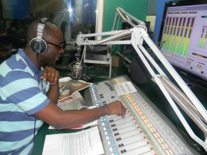 Akwasi Aboagye refused to host Sarkodie on his show