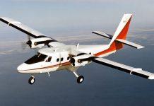 Twin Otter plane