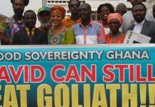 Food Sovereignty Ghana