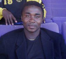 Former Hearts of Oak man Awudu Adama