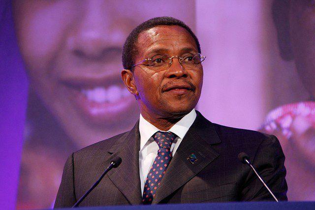 President Jakaya Kikwete