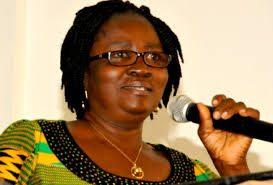 minister of education Prof. Jane Naana Opoku Agyeman