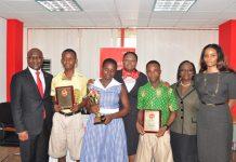 UBA National Essay Competition winners