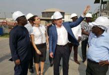 Petroleum Minister visits TOR