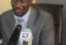 Dr. Fred Adomako,
