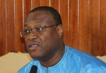 Alex Segbefia, Minister of Health.