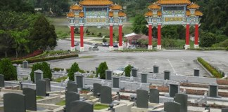Graveyards In China