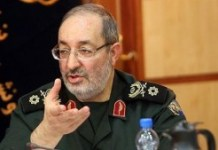 Deputy joint chief of staff of the Iranian armed forces, Brigadier General Massoud Jazayeri