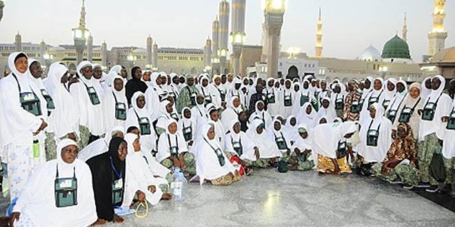 Nigerian-pilgrims