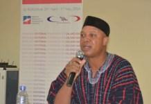 Mr Mutawakiku Adam, Deputy Chairman of the Mines and Energy Committee of Parliament.