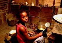 The kitchen should not be the only place for girls