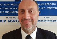 Mr Andra's Seabo, Hungary Ambassador to Ghana