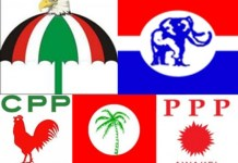 Ghana's political parties