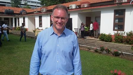Professor Brian Arbic