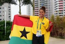 Kaya Adwoa Forson, Rio 2016, Olympics