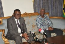 Namibian President calls for increased economic cooperation between Ghana and Namibia