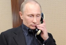 Putin Calls Trump