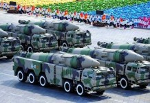 China defense