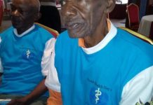 Older persons advocate against depression