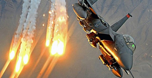 airstrike