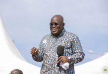 President Akufo-Addo Promise