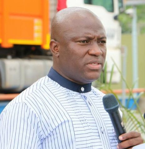 Chief Executive Officer for the Accra Metropolitan Assembly, Mr. Mohammed Adjei Sowah