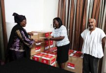 Occupyghana® Presents Relief Items