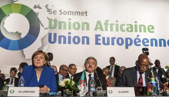 European Union-Africa Summit in Abidjan, Nov. 29, 2017