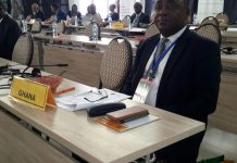Justice Constant Kwaku Hometowu at the Third African Judicial Dialogue