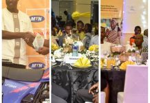 MTN's Mobile Money Awards