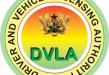 DVLA Ghana