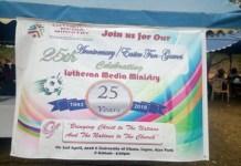 LUTHERAN Anniversary