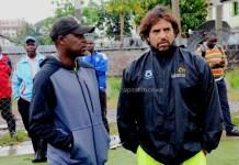 Coach Rodolfo Zapata