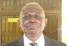 Professor Felix Ankomah Asante