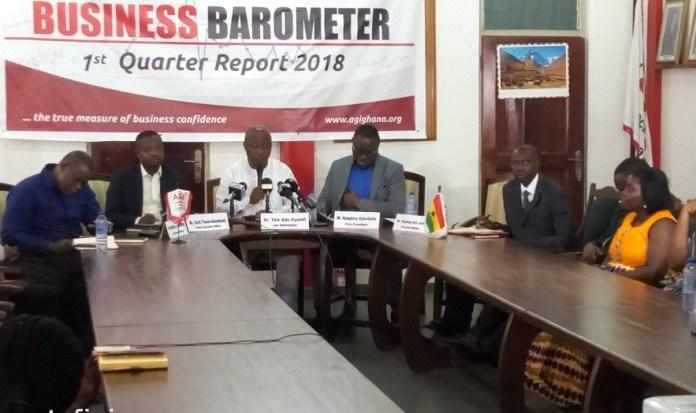 AGI's Business Barometer