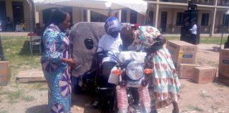 PWDs in Tain
