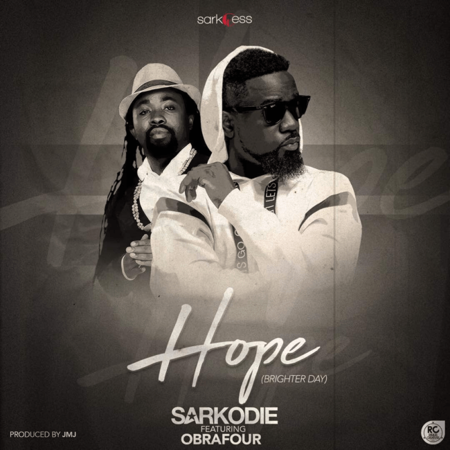 SArkodie features Obrafou