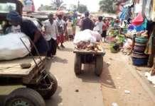 Ashaiman truck pushers