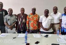 BAG inaugurates Ashanti Regional Badminton Executive members