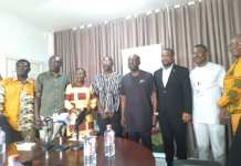 GJA Executive courtesy call