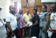 NPP Nomination